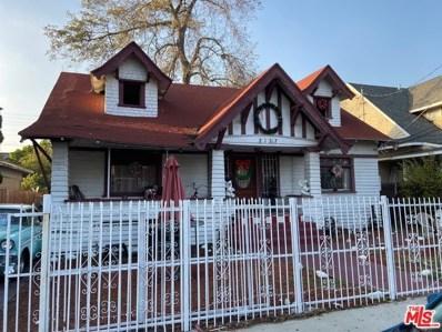 2127 Portland Street, Los Angeles, CA 90007 - MLS#: 19537570
