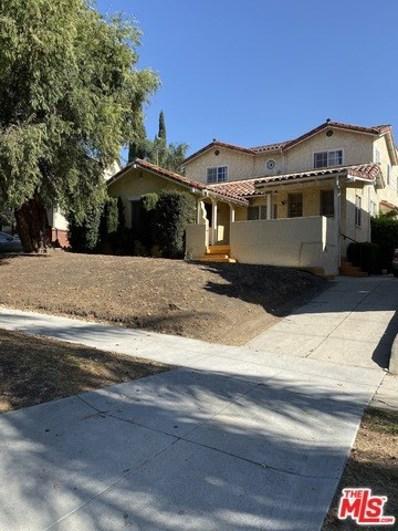 1022 S LONGWOOD Avenue, Los Angeles, CA 90019 - MLS#: 19538748