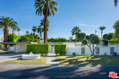 510 S BEVERLY Drive, Palm Springs, CA 92264 - #: 19539028