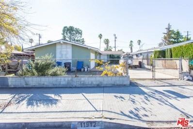 11912 SATICOY Street, North Hollywood, CA 91605 - MLS#: 19539230