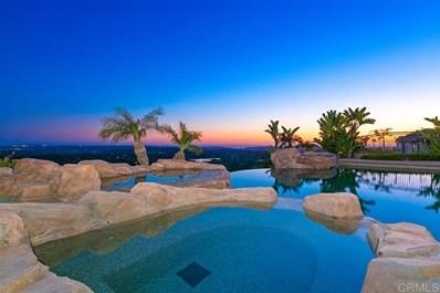 7721 Camino De Arriba, Rancho Santa Fe, CA 92067 - MLS#: 200000146