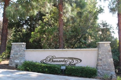 17865 Caminito Pinero UNIT 151, San Diego, CA 92128 - MLS#: 200000350