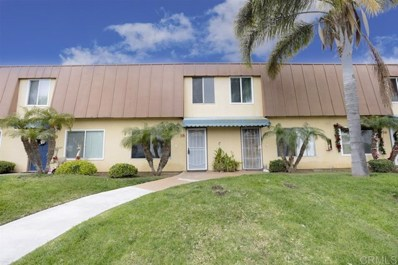 1434 Hilltop Dr UNIT 38, Chula Vista, CA 91911 - MLS#: 200000521