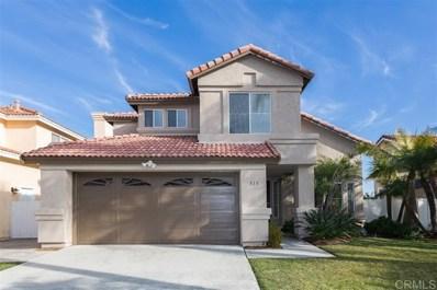 515 Avenida Verde, San Marcos, CA 92069 - MLS#: 200000617