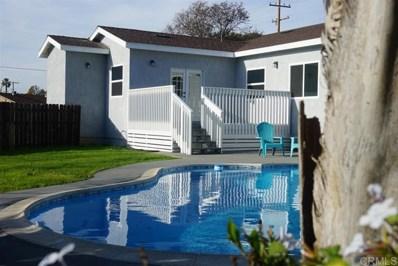 1011 Pepper Drive, El Cajon, CA 92021 - MLS#: 200000651