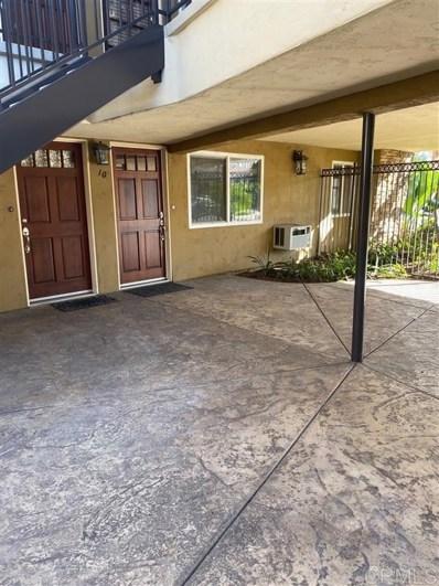 1160 E E Lexington Ave UNIT 10, El Cajon, CA 92019 - MLS#: 200000988