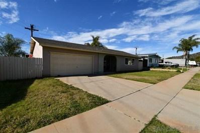 1636 PEPPERWOOD DR, El Cajon, CA 92021 - MLS#: 200001189