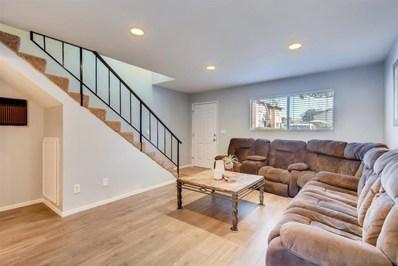1034 Leland Street UNIT 6, Spring Valley, CA 91977 - MLS#: 200001309