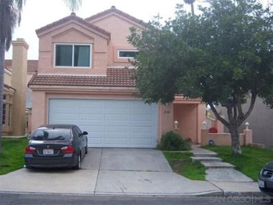 2140 Waterside Dr, Chula Vista, CA 91913 - MLS#: 200001444