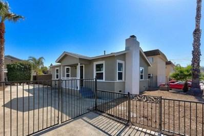149 Johnston, San Marcos, CA 92069 - MLS#: 200001474