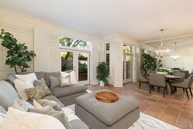 3612 Calle Juego, Rancho Santa Fe, CA 92091 - MLS#: 200001535