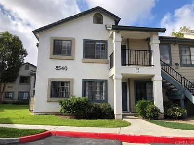 8540 Summerdale Rd. UNIT 118, San Diego, CA 92126 - MLS#: 200001599