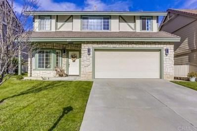 817 English Holly Lane, San Marcos, CA 92078 - MLS#: 200001601