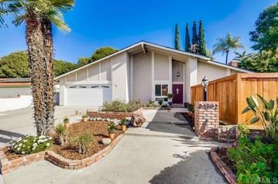 24802 Mithra Ave, Mission Viejo, CA 92691 - MLS#: 200001621