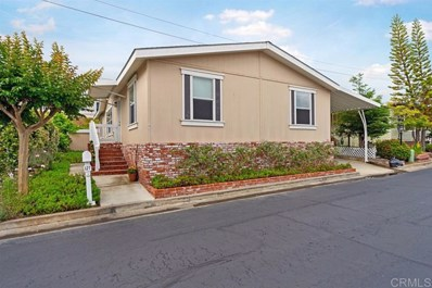1145 E Barham UNIT 127, San Marcos, CA 92078 - MLS#: 200001749