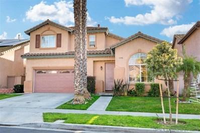 1398 Weaverville St, Chula Vista, CA 91913 - MLS#: 200001868