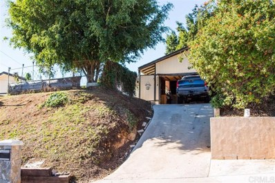 1118 Buena Vista Avenue, Spring Valley, CA 91977 - MLS#: 200001918