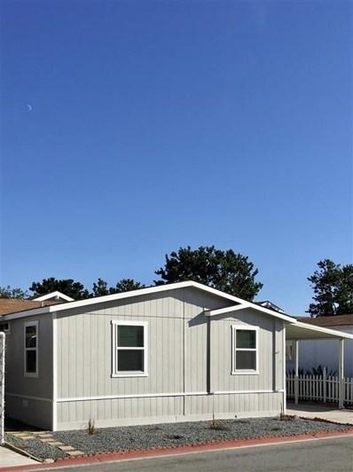 4616 N River Rd UNIT 19, Oceanside, CA 92057 - MLS#: 200002008