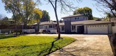 13417 Sunny Lane, Lakeside, CA 92040 - MLS#: 200002094