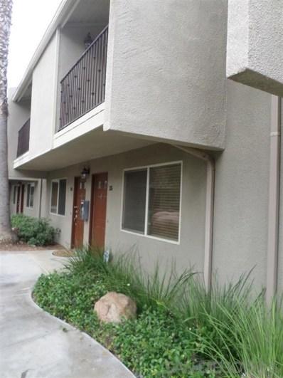 1045 Peach Ave UNIT 33, El Cajon, CA 92020 - MLS#: 200002192