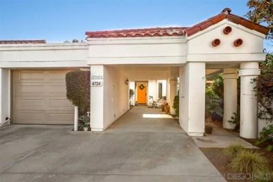 4724 Cordoba Way, Oceanside, CA 92056 - MLS#: 200002222