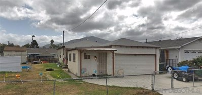 821 Maria Ave, Spring Valley, CA 91977 - MLS#: 200002318