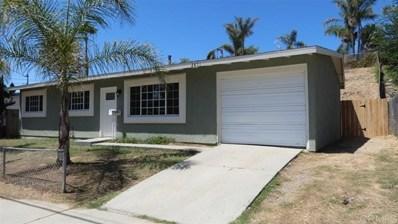 2871 Emerald, Oceanside, CA 92056 - MLS#: 200002348