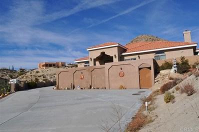 57466 Buena Suerte Rd, Yucca Valley, CA 92284 - MLS#: 200002350
