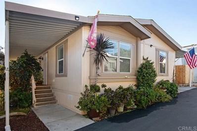 3909 Reche Rd UNIT 128, Fallbrook, CA 92028 - MLS#: 200002402
