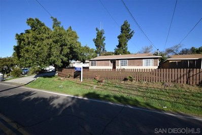 8822 HARNESS STREET, Spring Valley, CA 91977 - MLS#: 200002595