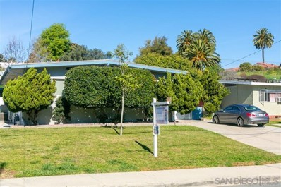 7518 Mount Vernon Street, Lemon Grove, CA 91945 - MLS#: 200002820