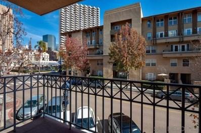 620 State St UNIT 218, San Diego, CA 92101 - MLS#: 200002945