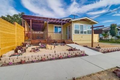4679 Wilson Ave, San Diego, CA 92116 - MLS#: 200002960