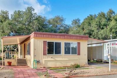 4747 Oak Crest Rd UNIT 27, Fallbrook, CA 92028 - MLS#: 200003291