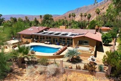 164 Montezuma Rd, Borrego Springs, CA 92004 - MLS#: 200003727