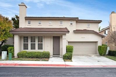 2030 Bravado St, Vista, CA 92081 - MLS#: 200003738