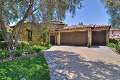 18564 Corte Fresco, Rancho Santa Fe, CA 92091 - MLS#: 200003774