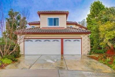 8975 Adobe Bluffs Dr, San Diego, CA 92129 - MLS#: 200003899