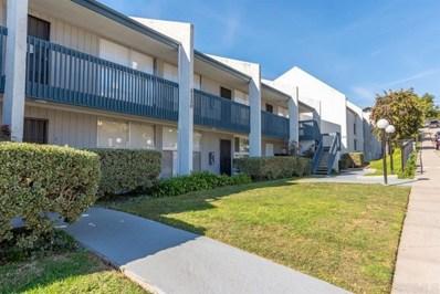 1124 Eureka Street UNIT 24, San Diego, CA 92110 - MLS#: 200003957