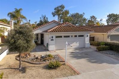 3769 Via Del Rancho, Oceanside, CA 92056 - MLS#: 200004102