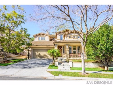 1288 Santa Olivia Rd, Chula Vista, CA 91913 - MLS#: 200004117