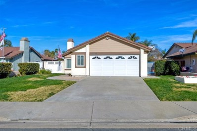 29688 Woodlands Ave, Murrieta, CA 92563 - MLS#: 200004150