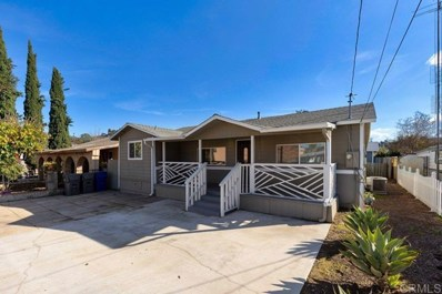 12515 Julian Ave, Lakeside, CA 92040 - MLS#: 200004282