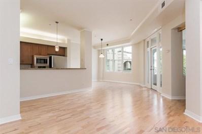 650 Columbia Street UNIT 307, San Diego, CA 92101 - MLS#: 200004339