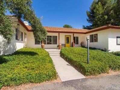 1818 Fuerte St., Fallbrook, CA 92028 - MLS#: 200004432