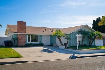 580 Wisteria ST, Chula Vista, CA 91911 - MLS#: 200005015