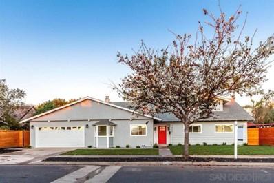 3460 Woodland Way, Carlsbad, CA 92008 - MLS#: 200005481