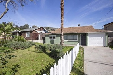 1463 Sweetwater Ln, Spring Valley, CA 91977 - MLS#: 200005905