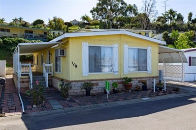 809 Discovery St. UNIT 109, San Marcos, CA 92078 - MLS#: 200005922