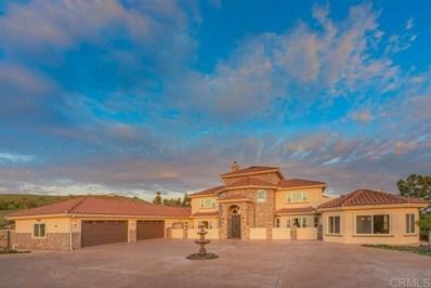 413 Bonita Valle, Fallbrook, CA 92028 - MLS#: 200006106